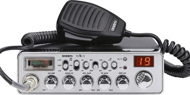 how to tune a cb radio with a built in swr meter