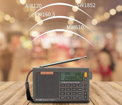 the Difference Between Shortwave Vs Longwave Radios