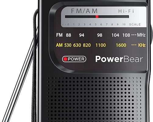 How does an AM radio work